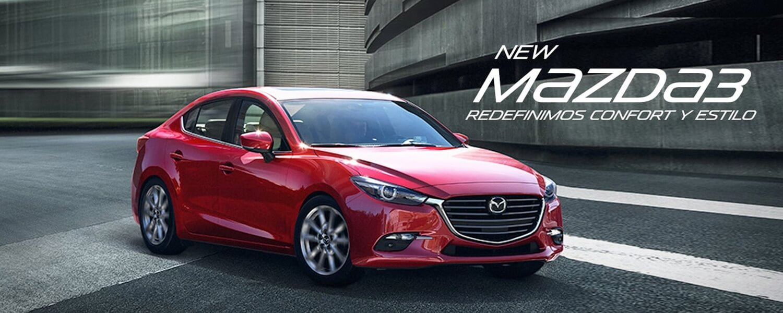 New Mazda3 Sedán S 1.6L 5MT