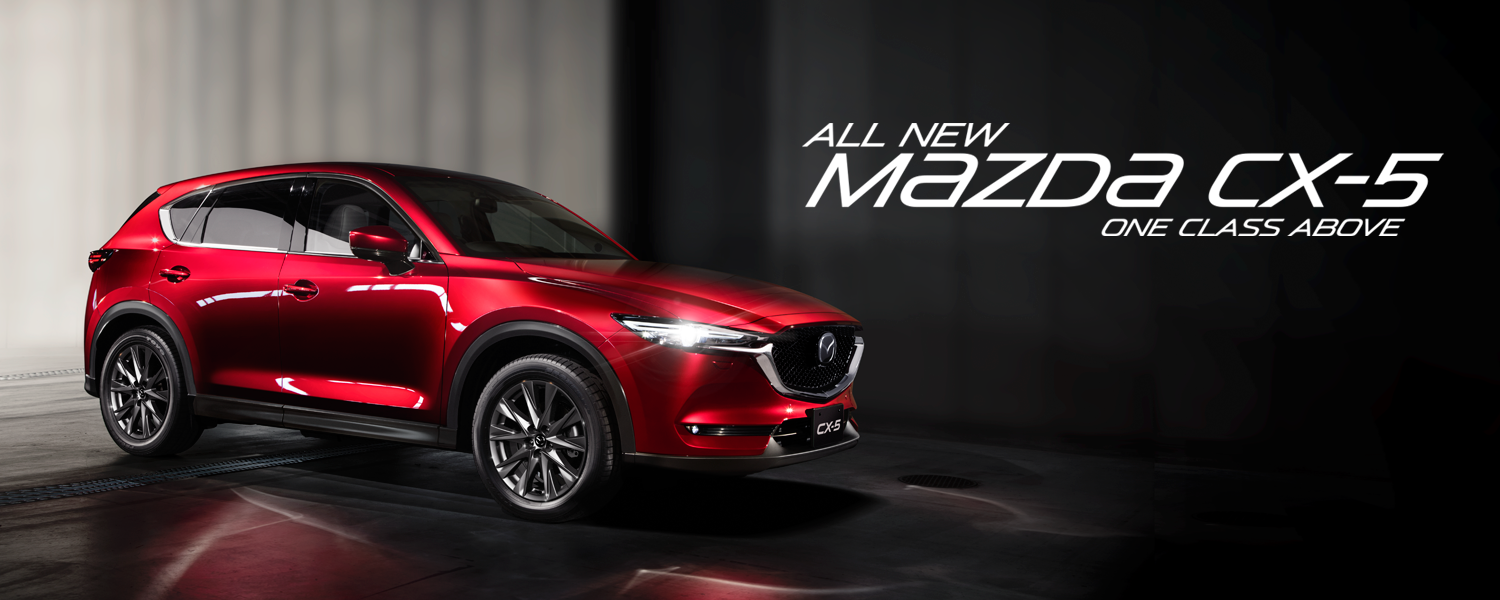 All New CX-5  GT 2.0L (CN) AWD CA 6AT