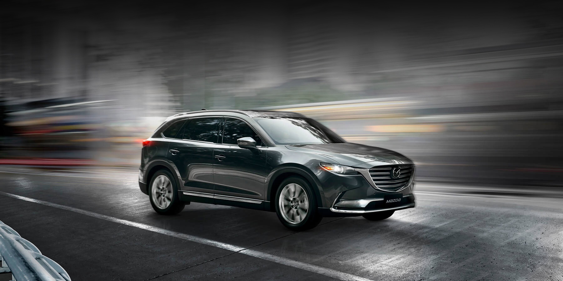 New Mazda CX-9 R AWD 2.5L Turbo CA 6AT